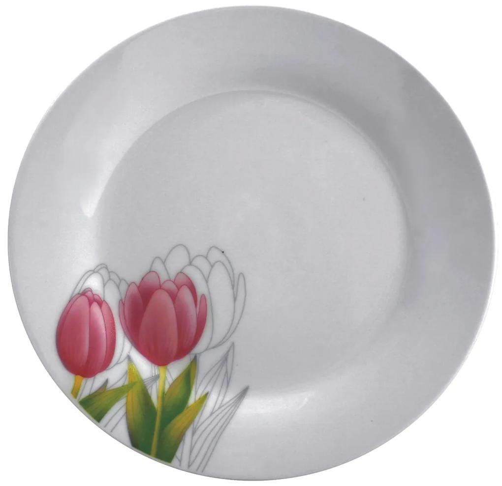 Farfurie plata 23cm Tulipan