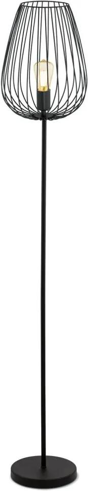 Eglo 49474 - Lampadar NEWTOWN 1xE27/60W/230V