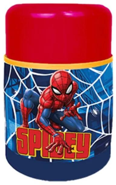 Cana termica 500ml Spidey Spiderman