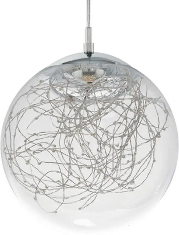 Eglo 49891 - LED lampa suspendata VALENCA 1xLED/7W/230V