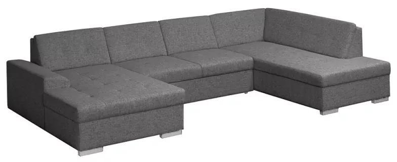 Canapea gri model dreapta PORTOS U