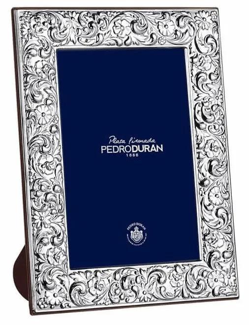 Rama foto argint masiv Pedro Duran Adorno 15x20