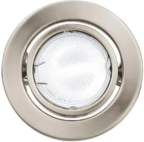 Eglo 30061 - Lampa incastrata 1xGU10/9W/230V