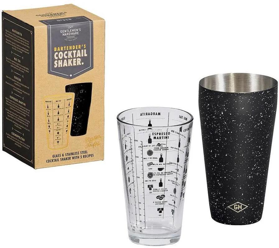 Shaker pentru cocktail Gentlemen´s Hardware