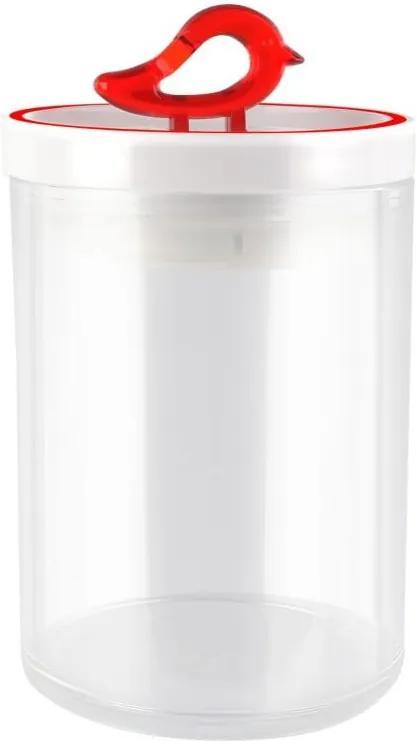 Recipient Vialli Design Livio, 800 ml, roșu