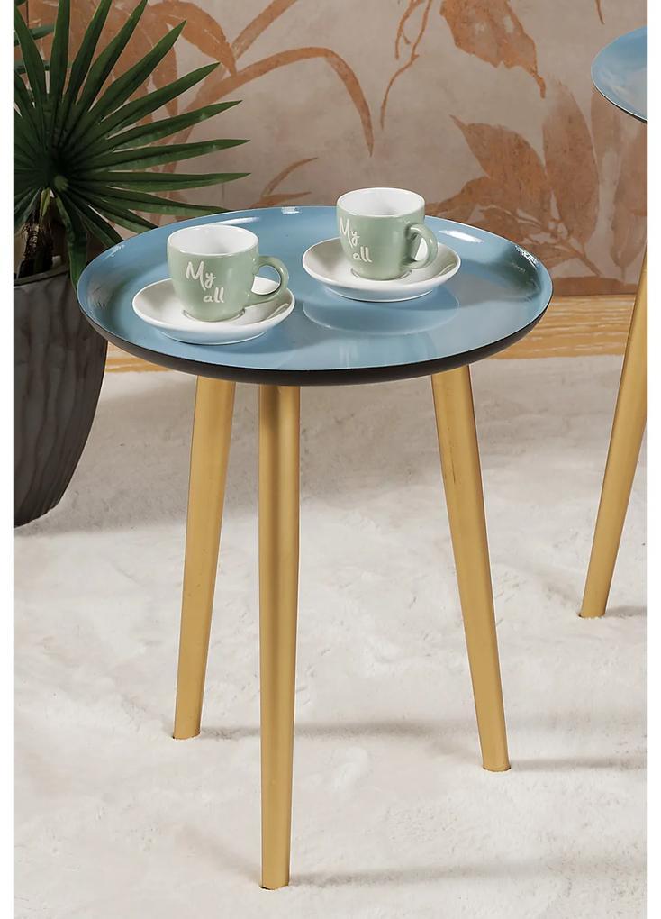 Masuta cafea Romano S blue