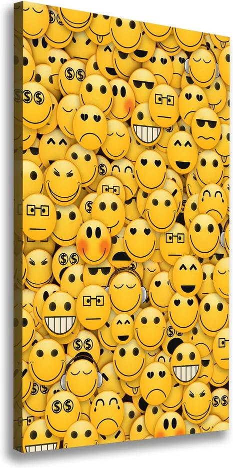 Tablou pe pânză canvas Emoticoane