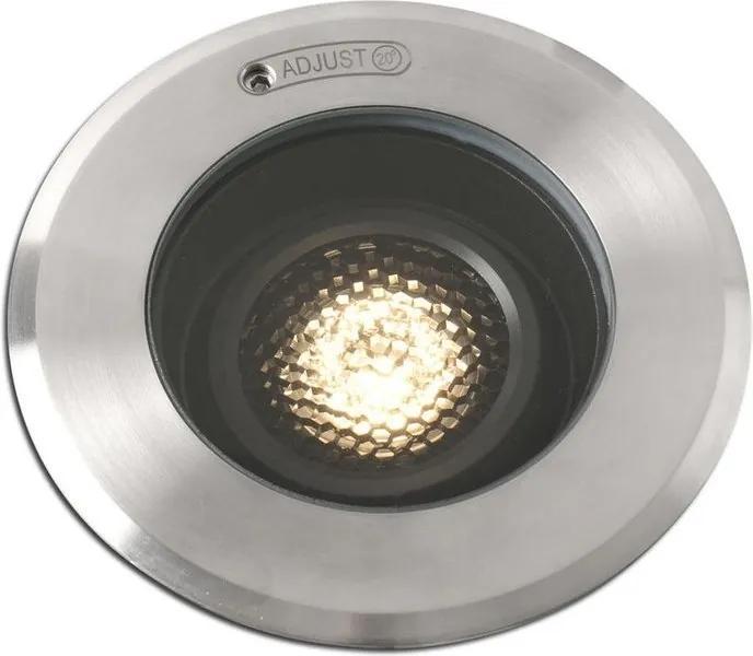 FARO 70304 - Iluminat căi de acces GEISER 1xGU10/8W/230V IP67