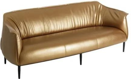 Canapea 3 locuri moderna Adaline auriu