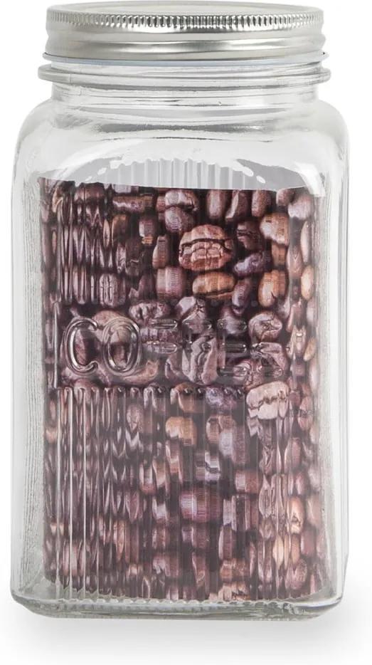 Recipient din sticlă pentru cafea Sabichi Coffee