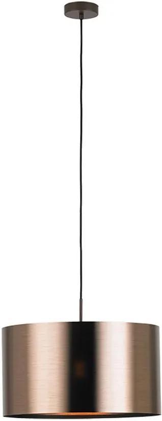 Eglo 39356 - Lampa suspendata SAGANTO 1 1xE27/60W/230V