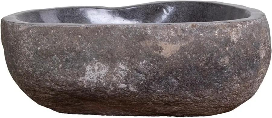 Savonieră din piatră House Nordic Donau, gri