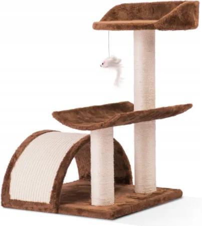 Ansamblu de joacă/odihnă pisici Griffin 58cm DR-254
