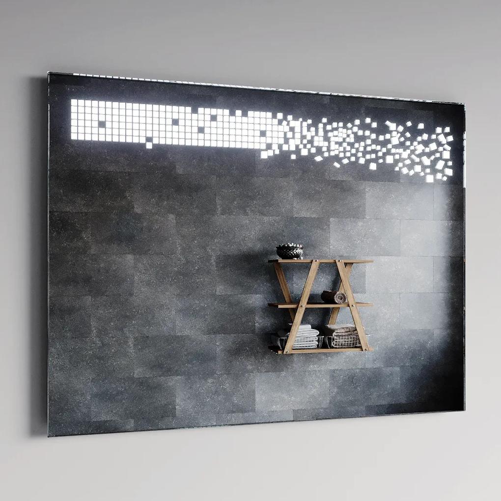 Oglinda cu LED HELLEN CU DEZABURIRE  O`virro