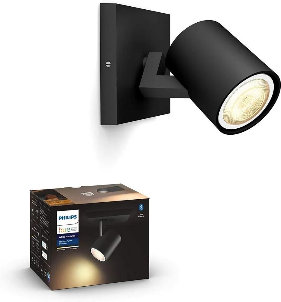 Philips 53090/30/P9 - LED Lampă spot dimmabilă Hue RUNNER 1xGU10/5W/230V