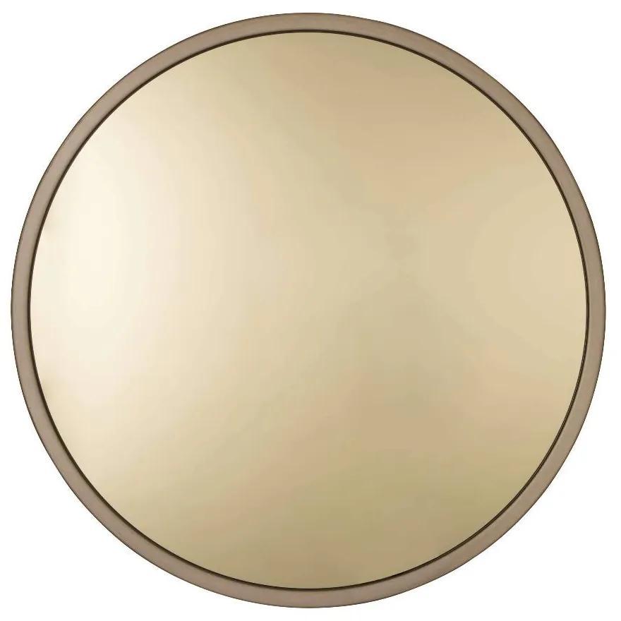 Oglinda decorativa rotunda Ø60cm Bandit Gold