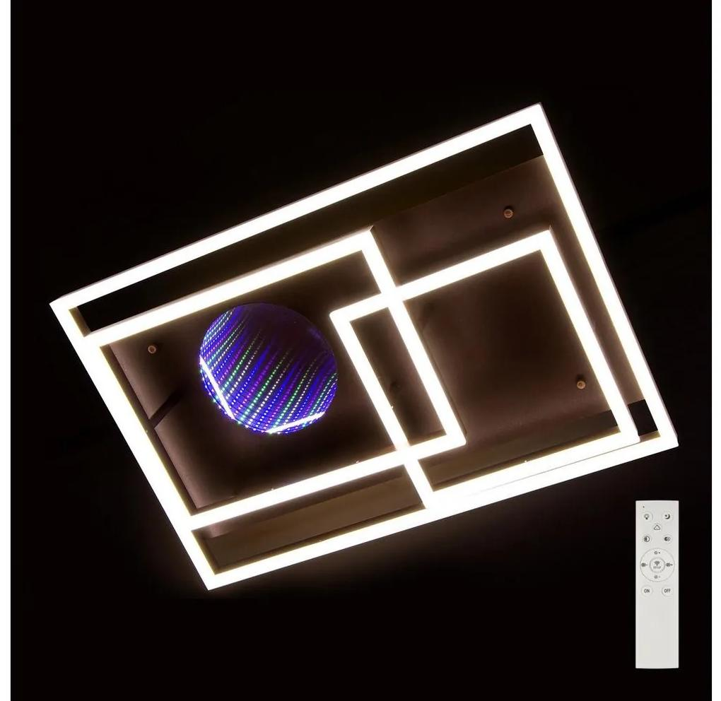 LED Plafonieră dimmabilă LED/168W/230V
