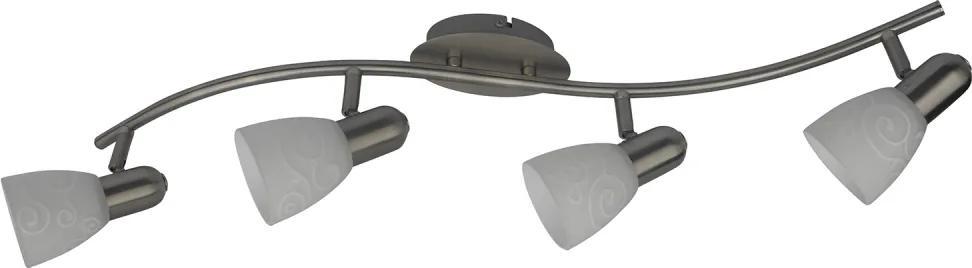 Rabalux 6638 - Lampa spot HARMONY LUX 4xE14/40W/230V