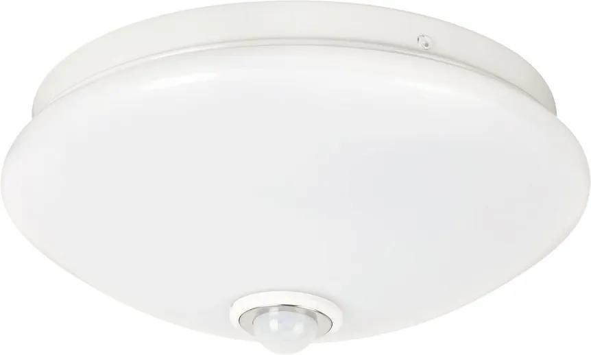 Rábalux Seth 2499 Plafoniere cu senzor de miscare alb alb LED 8W 9 x 21 x 21 cm
