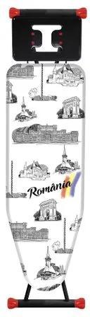 Masa de calcat Heinner Care, 125 X 42 cm, model Romania  HR-DGR-004