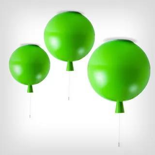 Plafoniera 1xE27 verde Jolly 3 Kelektron 20 7 06 000 00 235