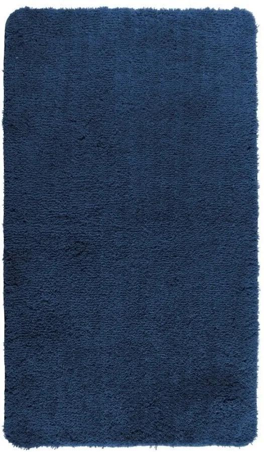 Covor baie Wenko Belize, 55 x 65 cm, albastru închis