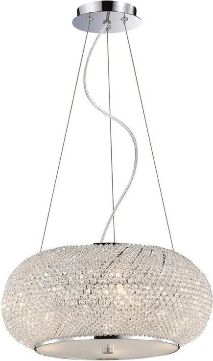 Ideal lux - Lustra de cristal 10xE14/40W/230V