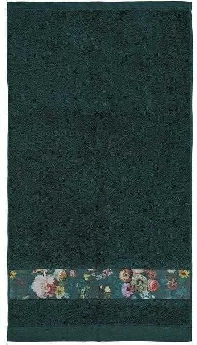 Prosop Fleur Verde Inchis - 30x50 cm