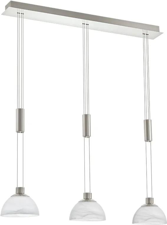 Eglo 93468 - LED Lampa suspendata MONTEFIO 3xLED/6W/230V
