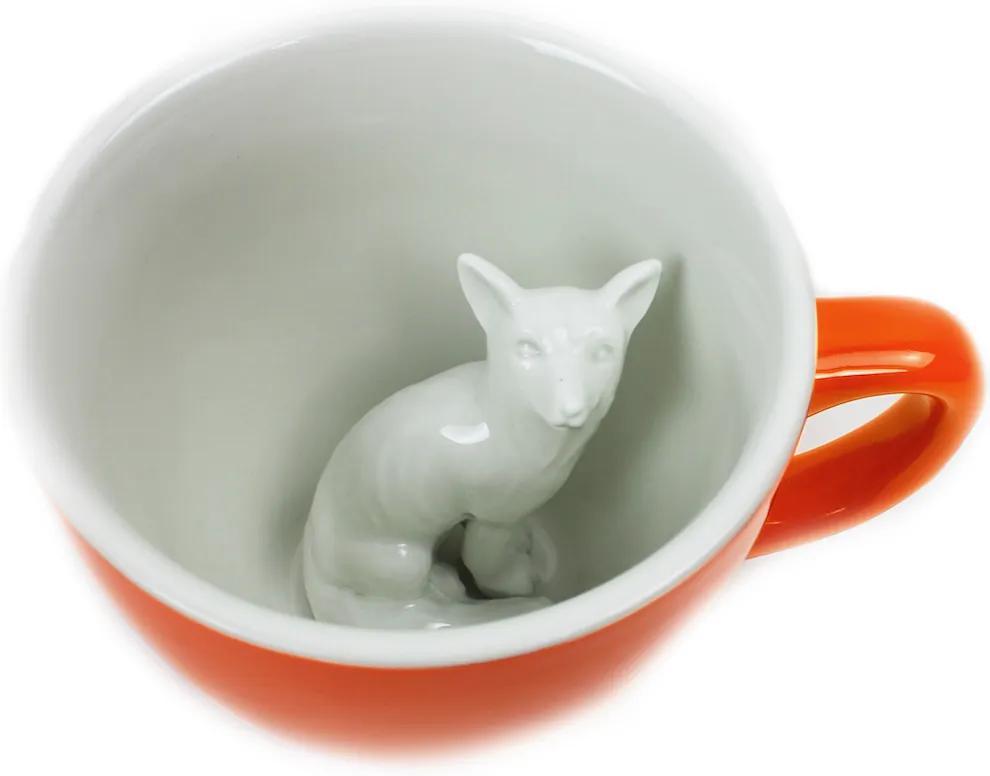 Cană VULPE 325 ml - Creature Cups