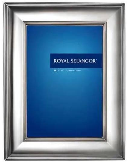 Rama foto Adamas Staniu 5R 13 X 18 cm Royal Selangor