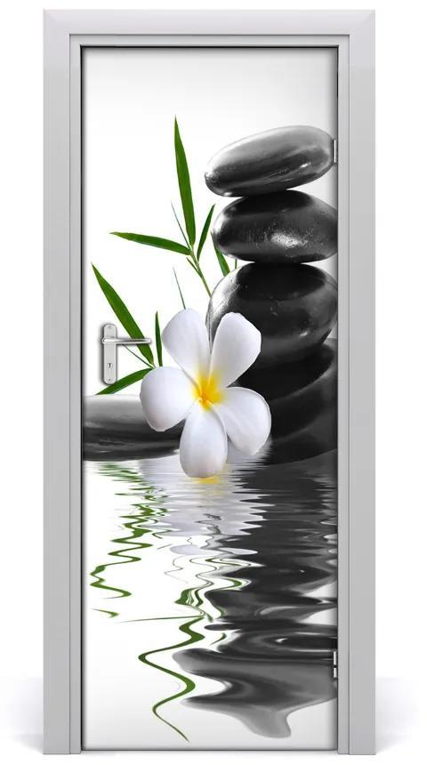 Autocolante pentru usi Furnir de perete autocolant Orchid UȘĂ