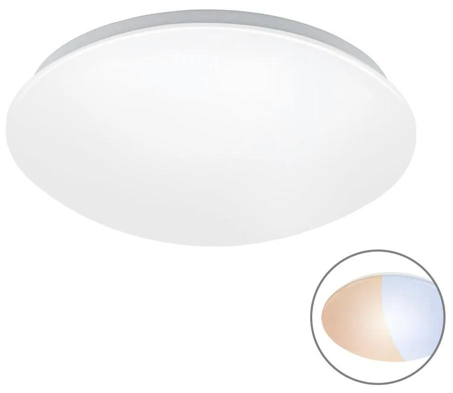 Eglo 97105 - LED Plafonieră GIRON-RW 1xLED/24W/230V 2700K-4000K