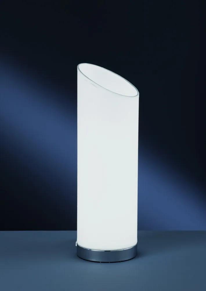 Trio R52191101 Lampa de masa de noapte alb incl. 1 x SMD, 3,2W, 3000K, 270Lm ↕ 44cm
