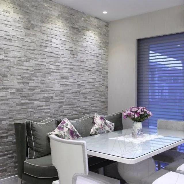 Mozaic Marmura Tundra Grey 3D Wall Polisata