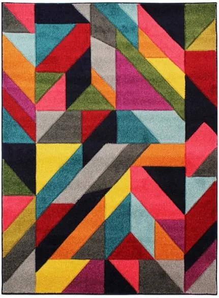 Covor Flair Rugs Radiant Jigsaw, 170 x 120 cm
