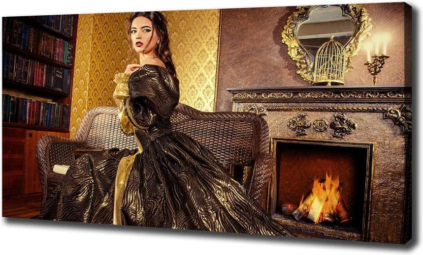 Imprimare tablou canvas Aristocrat
