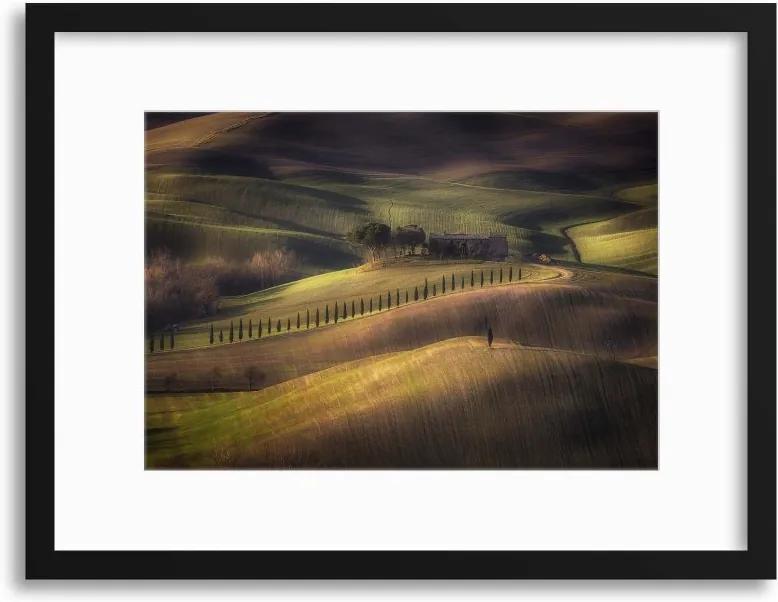 Imagine în cadru - Guardian and Alley by Marek Boguszak 40x30 cm