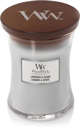 WoodWick parfumata lumanare