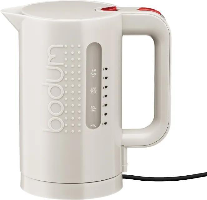 Fierbator electric Bodum Bistro White 1300W