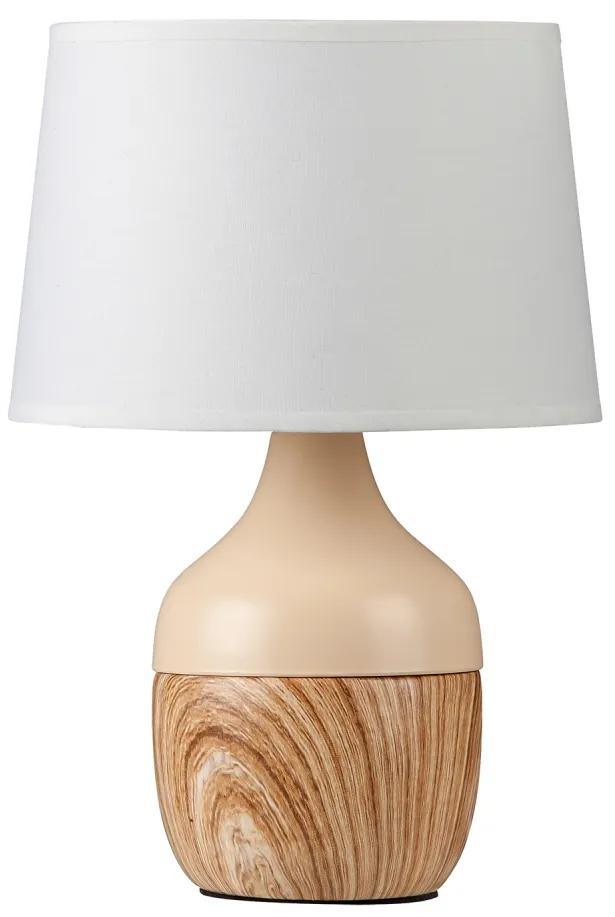 Rabalux 4370 - Lampa de masa YVETTE 1xE14/40W/230V