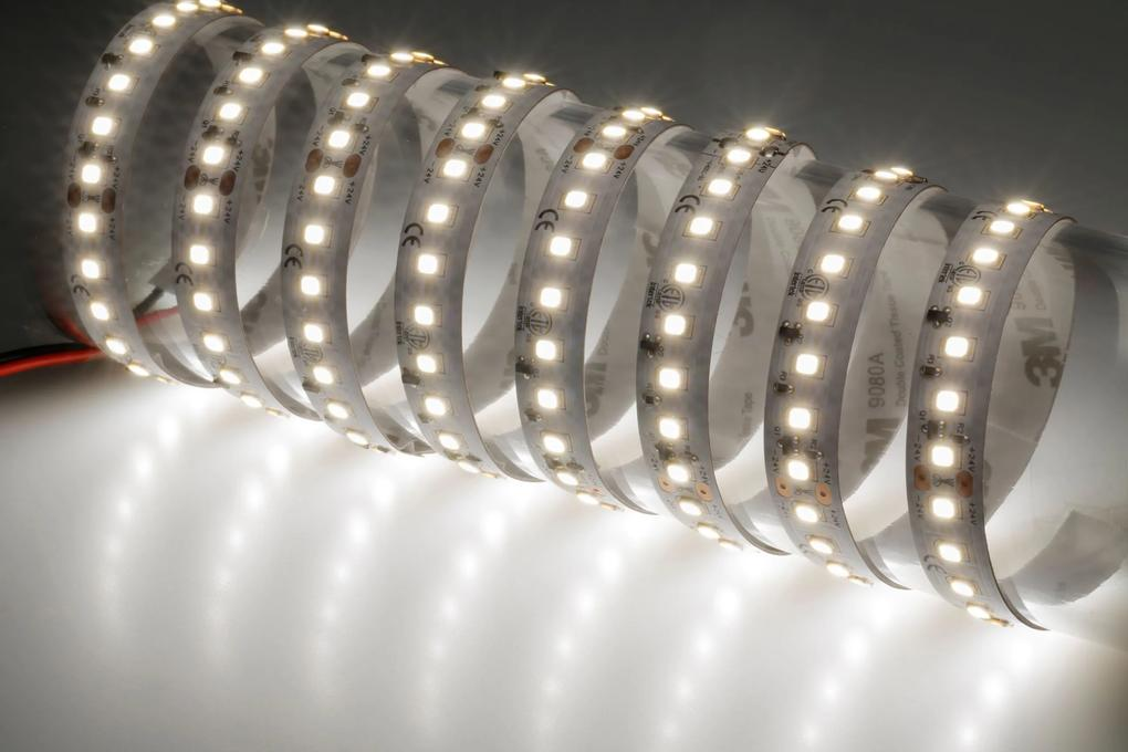 Bandă LED 2835 5m. 72W 2700K II