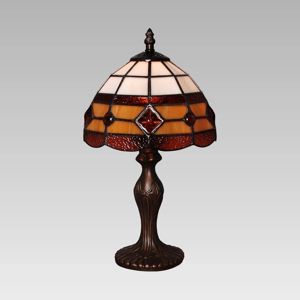 Prezent 176 - Lampă de masă TIFFANY 1xE14/40W/230V