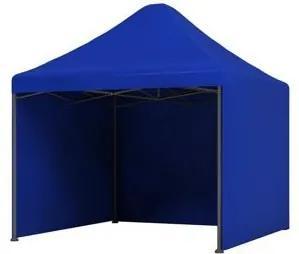 Cort pavilion 2x2 albastru SQ