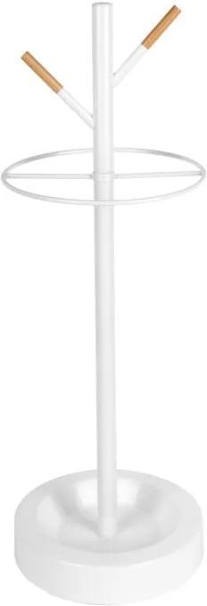 Suport pentru umbrele Leitmotiv Fushion, alb