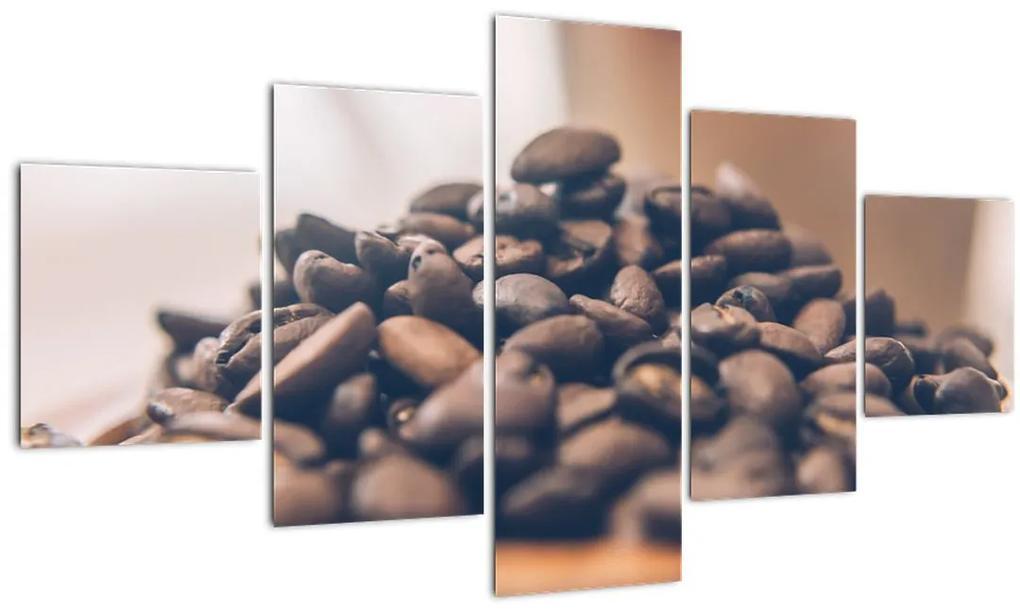 Tablou cu cafea (125x70 cm), în 40 de alte dimensiuni noi