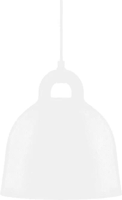 Lustra BELL S NORMANN COPENHAGEN - Aluminiu Alb Diametru (35cm) x Inaltime (37cm)