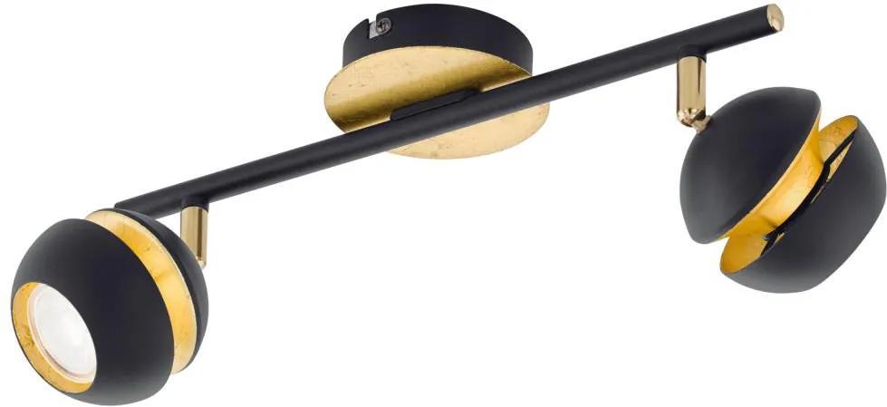 Eglo 95483 - LED Lampa spot NOCITO 2xGU10-LED/4W/230V