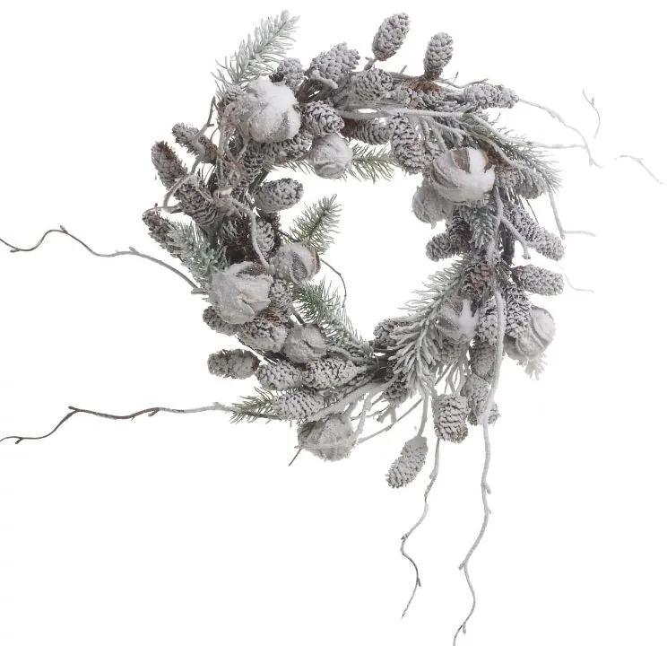 Ornament Coronita de Craciun D36 cm