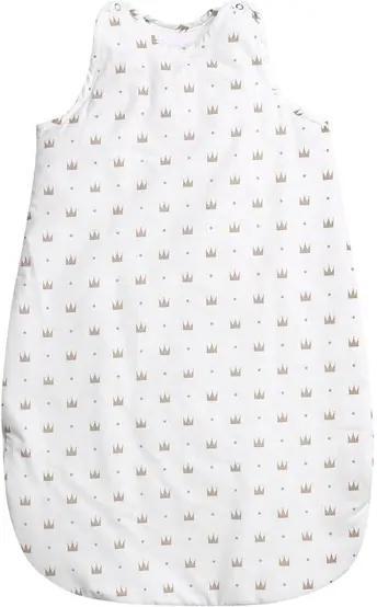 Lorelli - Sac de dormit de vara 80 cm White Crowns